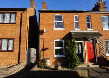 Thumbnail 3 bed end terrace house for sale in Tickford Street, Milton Keynes