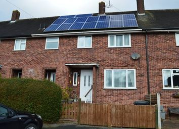 Thumbnail 3 bed terraced house for sale in Salisbury Hill View, Market Drayton