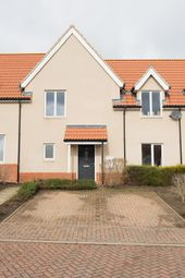Thumbnail 2 bed terraced house for sale in Aragon Court, Sudbury