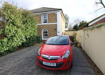 Thumbnail 3 bed detached house for sale in Salcombe Road, Ashford