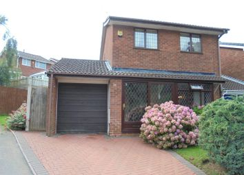 Thumbnail 3 bedroom detached house for sale in Harebell Glade, Telford
