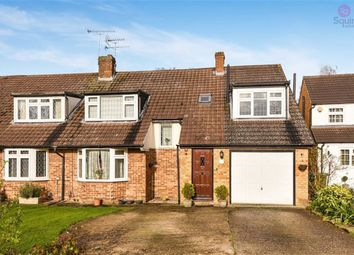 Thumbnail 4 bedroom semi-detached house for sale in Park Crescent, Elstree, Hertfordshire