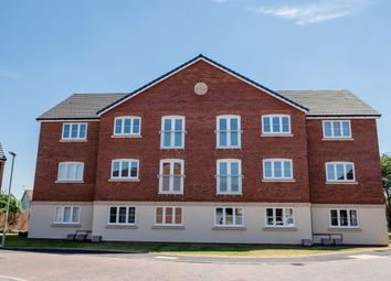 Thumbnail 2 bed flat to rent in Henry Robertson Drive, Gobowen, Oswestry