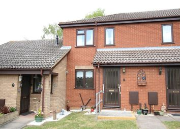2 bed terraced house for sale in Alasdair Place, Claydon. Ipswich, Suffolk IP6