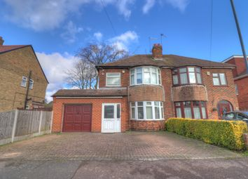 Thumbnail 3 bed semi-detached house for sale in Windsor Avenue, Littleover, Derby