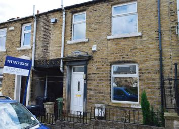 Thumbnail 2 bed terraced house for sale in Hawthorne Terrace, Crosland Moor, Huddersfield