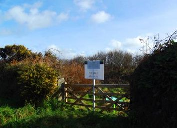 Thumbnail Land for sale in St. Just, Penzance, Cornwall