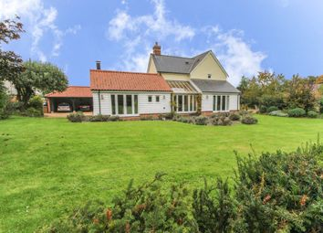Thumbnail 5 bed detached house to rent in Church Lane, Newmarket
