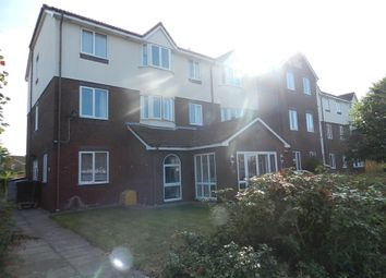 Thumbnail 2 bed flat for sale in Harrow Avenue, Fleetwood