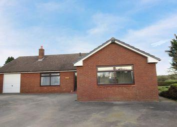 Thumbnail 3 bed detached bungalow for sale in Biglands, Wigton