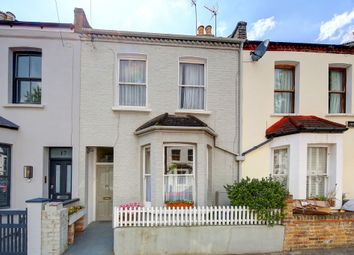 Thumbnail 3 bed terraced house for sale in Tasso Road, London
