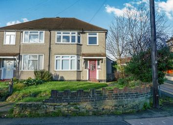 Thumbnail 1 bed flat to rent in Old Farm Gardens, Swanley