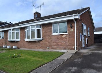 Thumbnail 2 bed semi-detached house for sale in Wren Close, Woodville, Swadlincote