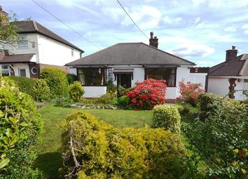 Thumbnail 2 bed detached bungalow for sale in Northwood Lane, Clayton, Newcastle-Under-Lyme