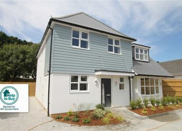Thumbnail 3 bed semi-detached house for sale in Apple Tree Gardens, Glenville Road, Walkford, Christchurch, Dorset