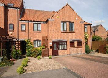 Thumbnail 3 bed town house for sale in Brewers Wharf, Newark, Nottinghamshire.