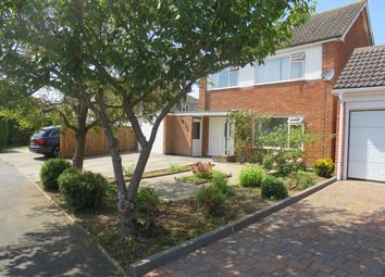 Thumbnail 4 bed detached house to rent in Kew Drive, Oadby, Leicester
