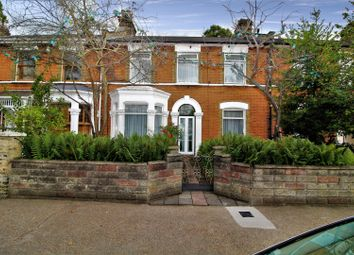Thumbnail 4 bed terraced house for sale in Hampton Road, London