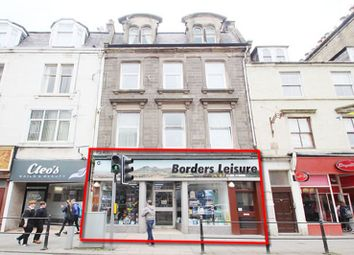 Thumbnail Commercial property for sale in 43, High Street, Hawick TD99Bp