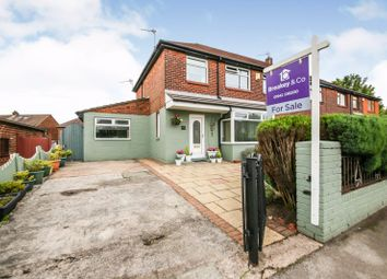 Thumbnail 3 bed mews house for sale in Warrington Road, Goose Green, Wigan