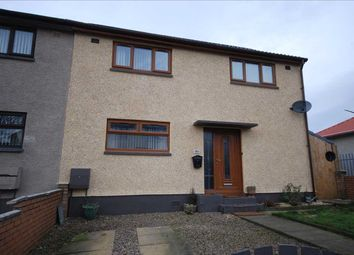 Thumbnail 3 bedroom semi-detached house for sale in Islay Crescent, Saltcoats