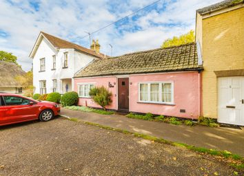 Thumbnail 1 bed terraced bungalow for sale in High Street, Hemingford Abbots, Huntingdon