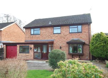 Thumbnail 4 bed property for sale in Craddock Road, Newent