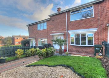Thumbnail 2 bed terraced house for sale in Creslow, Gateshead