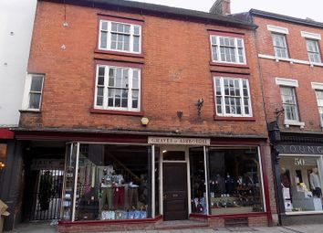 Thumbnail 1 bed town house for sale in St Johns Street, Ashbourne Derbyshire