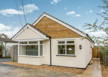 Thumbnail 4 bed detached bungalow for sale in Rownhams Road, North Baddesley, Southampton