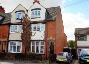Thumbnail 4 bed end terrace house for sale in Knighton Road, Knighton