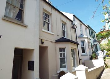 Thumbnail 1 bed flat for sale in Sea View Terrace, Wellington Place, Sandgate, Folkestone
