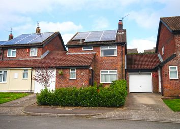 Thumbnail 3 bedroom link-detached house for sale in Lancelot Crescent, Thornhill, Cardiff