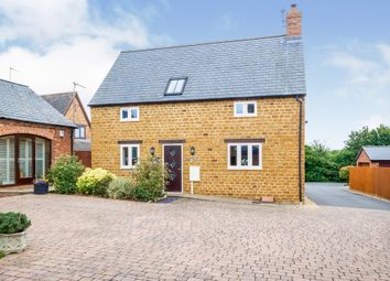 Thumbnail 4 bed detached house for sale in Heritage Farm Close, Hardingstone, Northampton
