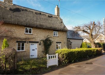 Thumbnail 4 bed property for sale in School Lane, Peterborough