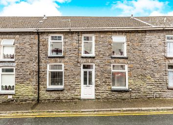 Thumbnail 3 bed terraced house for sale in Office Street, Porth