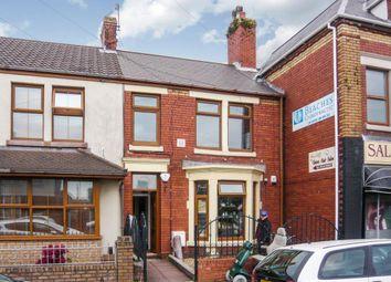 Thumbnail 2 bed flat to rent in Victoria Road, Aberavon, Port Talbot