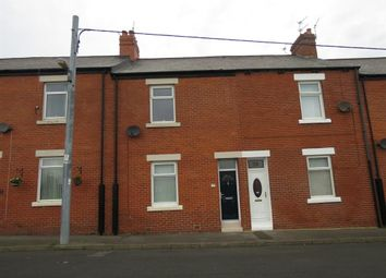 Thumbnail 2 bed terraced house for sale in Embleton Street, Seaham, County Durham