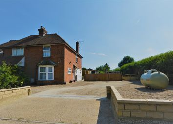 Thumbnail 3 bed semi-detached house for sale in Kemps Corner, Boughton Aluph, Ashford