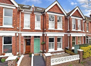 Thumbnail 4 bed terraced house for sale in Hythe Road, Brighton, East Sussex