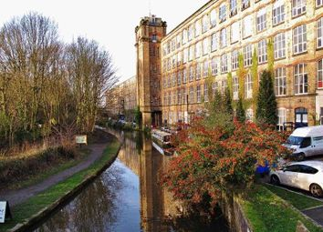 Thumbnail 2 bed flat to rent in 69 Clarence Mill, Bollington, Cheshire