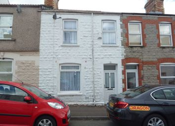 Thumbnail 2 bed terraced house for sale in Evans Street, Barry
