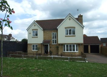 Thumbnail 5 bed property for sale in Briarwood Way, Wollaston, Wellingborough