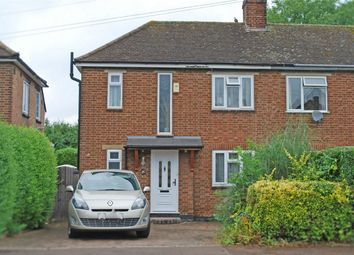 Thumbnail 3 bed semi-detached house for sale in Common Rise, Hitchin