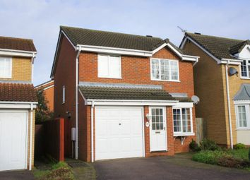 Thumbnail 3 bed detached house to rent in Jordayn Rise, Hadleigh, Suffolk