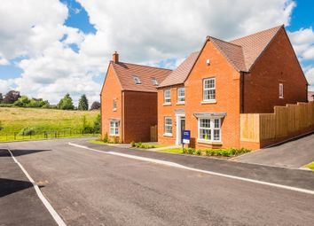 "Thumbnail 4 bedroom detached house for sale in ""Holden"" at Oldwood Road, Tenbury Wells"
