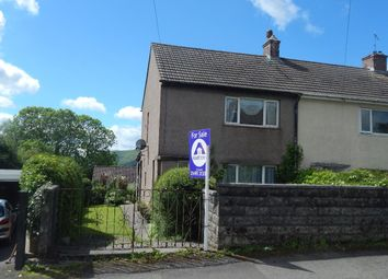 Thumbnail 2 bed end terrace house for sale in Hill Crescent, Brynmawr