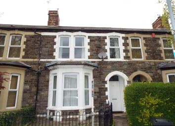 Thumbnail 4 bedroom property to rent in Stacey Road, Roath, Cardiff