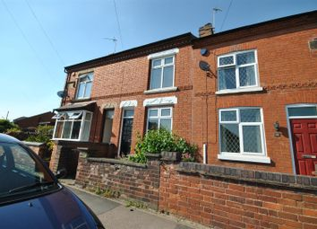 Thumbnail 2 bedroom terraced house for sale in London Road, Markfield
