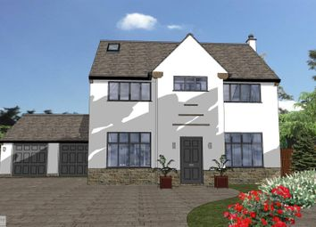 Thumbnail 5 bed detached house for sale in Southway, Horsforth, Leeds